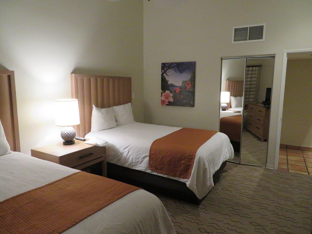 Kona Coast Resort Double Bed