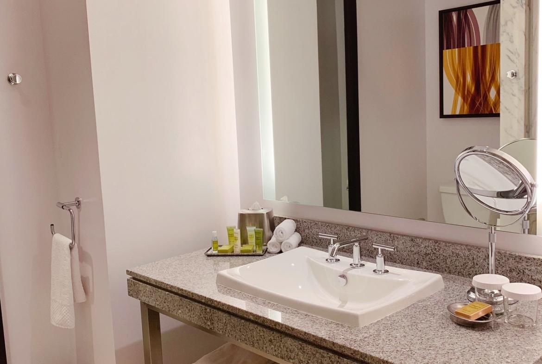 West 57th Street by Hilton Club Bathroom 2