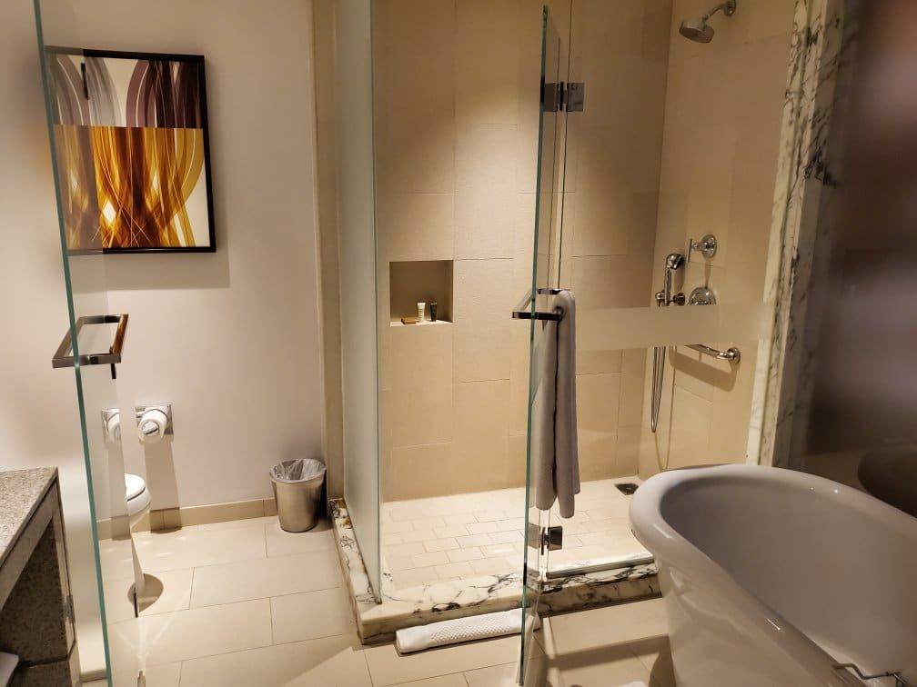 West 57th Street by Hilton Club Bathroom