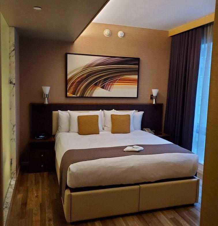 West 57th Street by Hilton Club Single Bedroom Orange