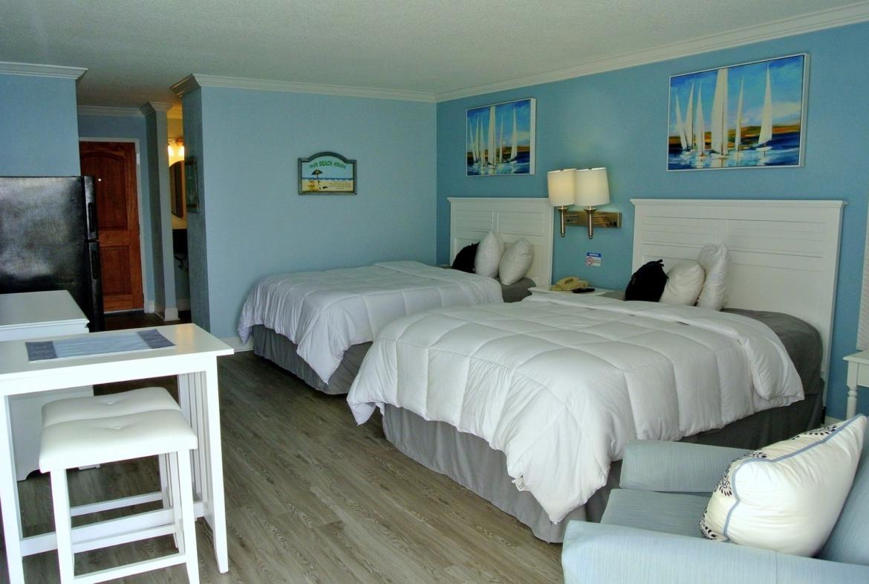 Sands Ocean Club Resort Double Bedroom