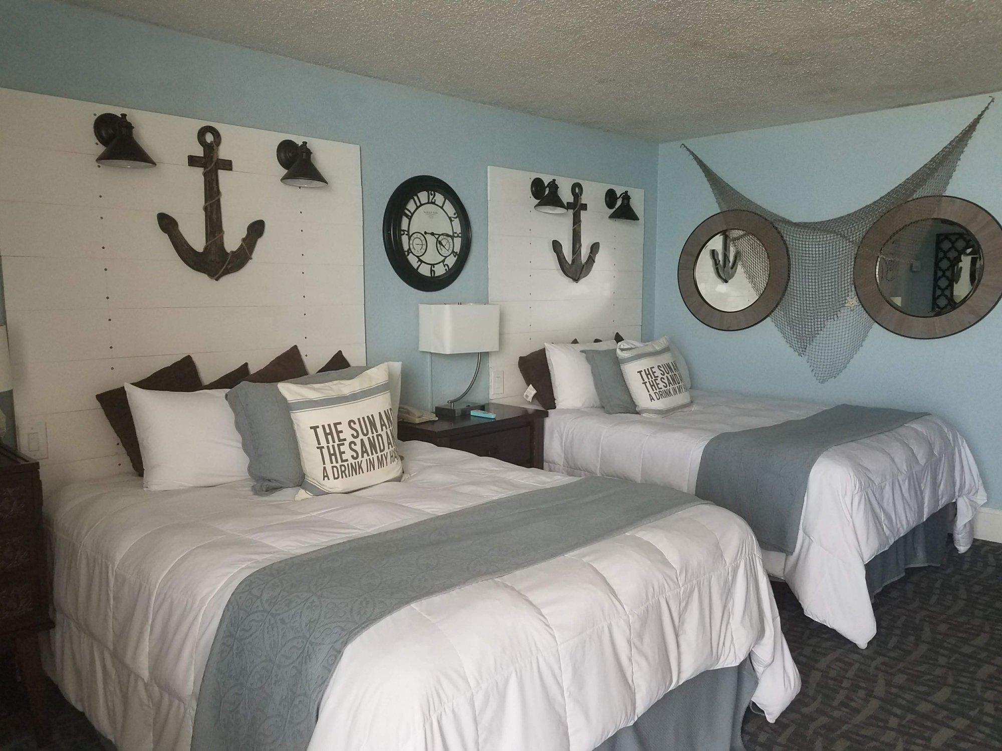 Sands Ocean Club Resort Double Bed