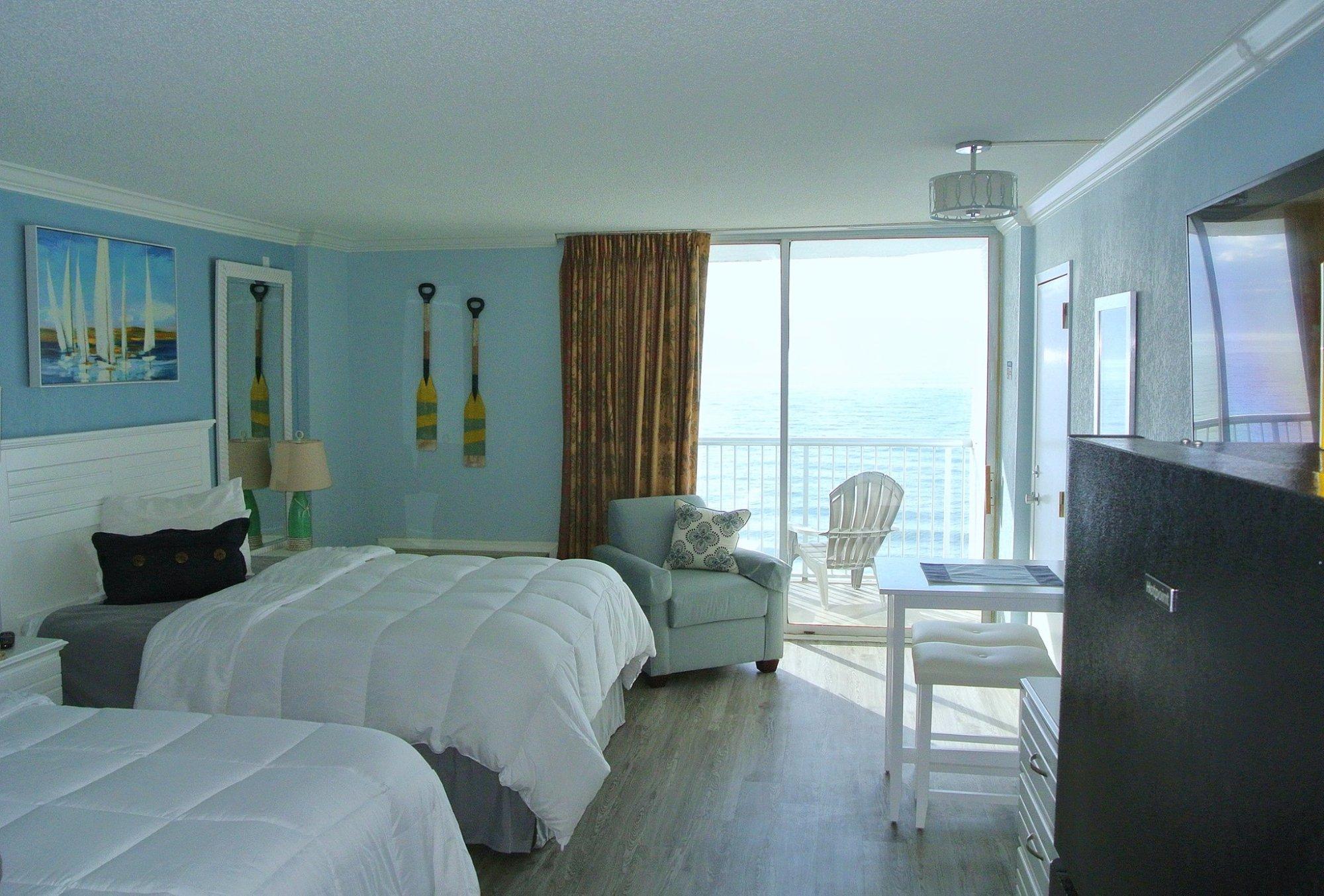 Sands Ocean Club Resort Double Beds