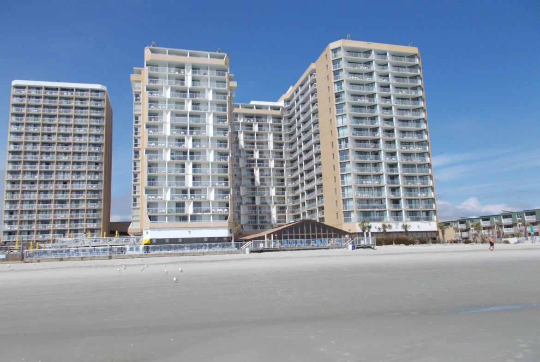 Sands Ocean Club Resort Exterior