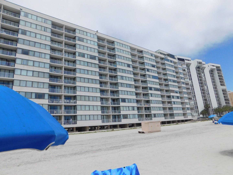 Sands Ocean Club Resort Exterior View