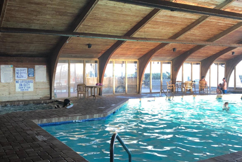 Sands Ocean Club Resort Indoor Pool