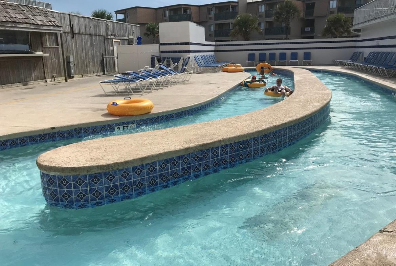 Sands Ocean Club Resort Lazy River