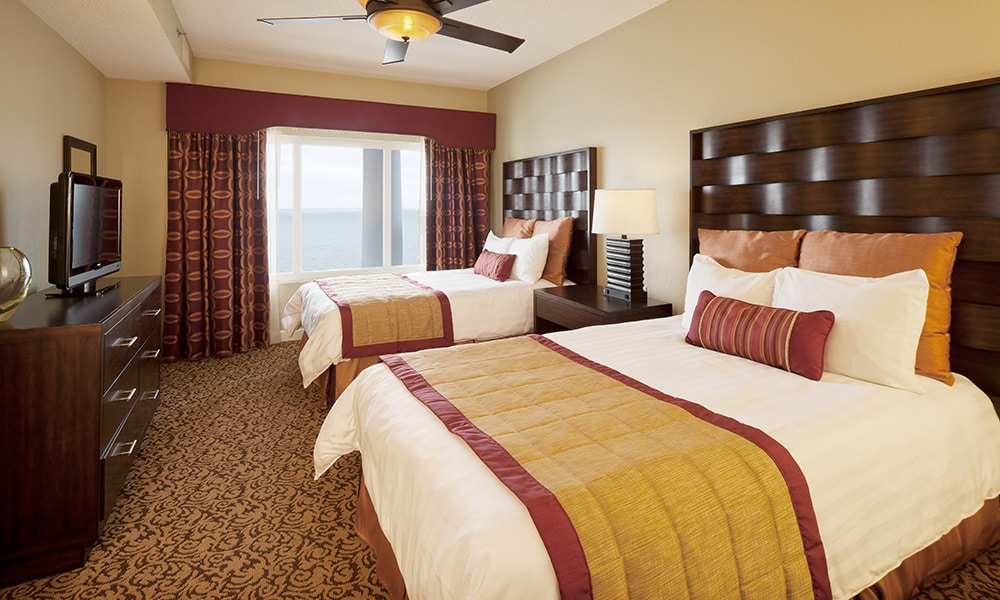 Wyndham Myrtle Beach At Seawatch Plantation Double Bed Presidential