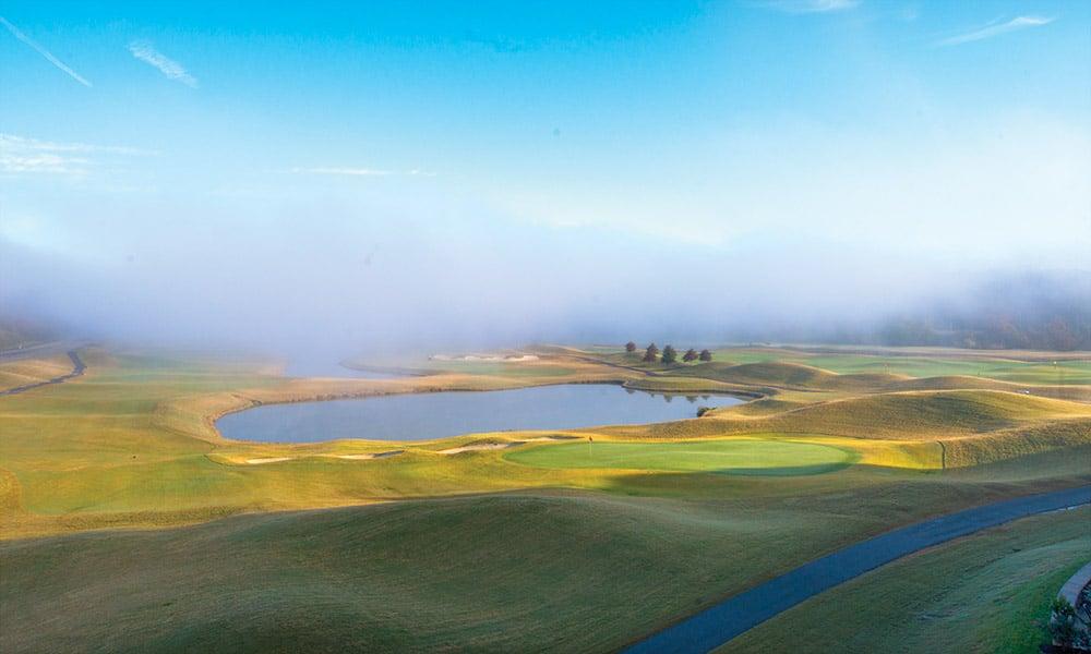 Club Wyndham Great Smokies Lodge Golf Course View
