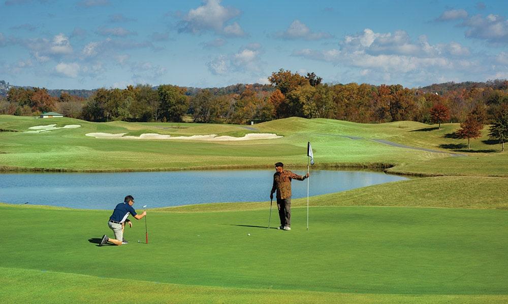 Club Wyndham Great Smokies Lodge Golf Course