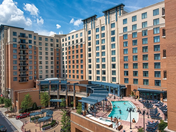 Club Wyndham National Harbor Exterior