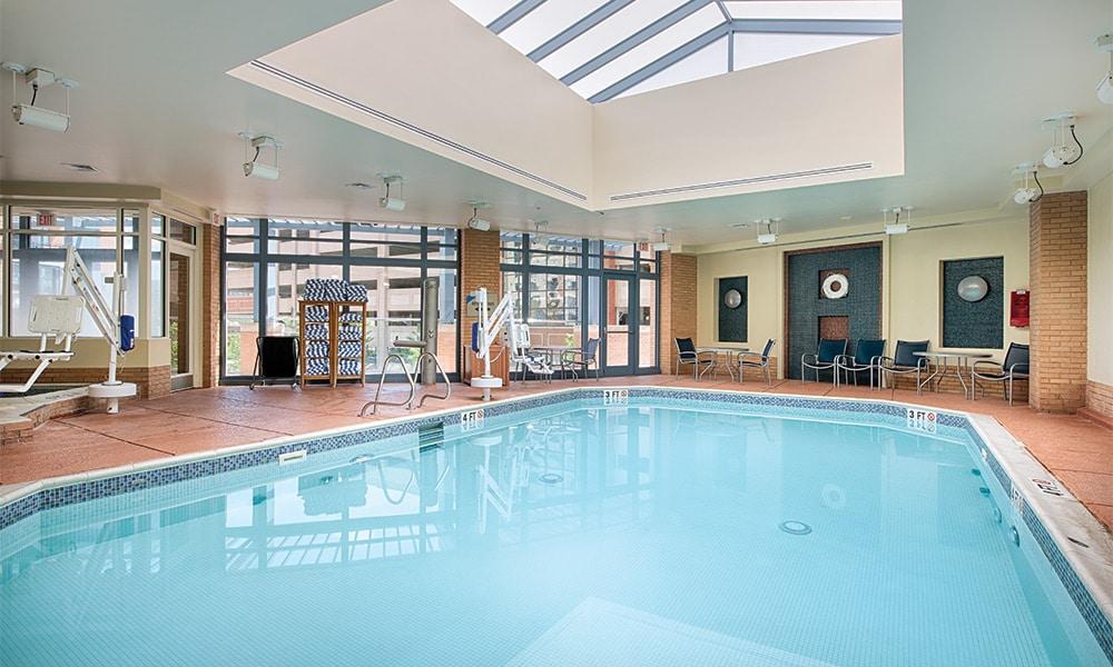 Club Wyndham National Harbor Indoor Pool