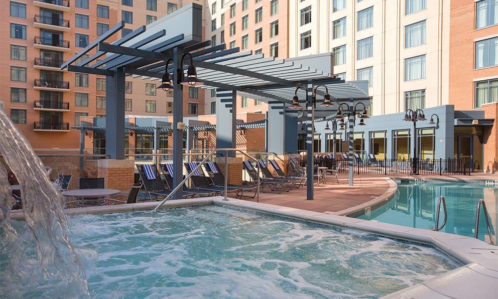 Club Wyndham National Harbor Pool