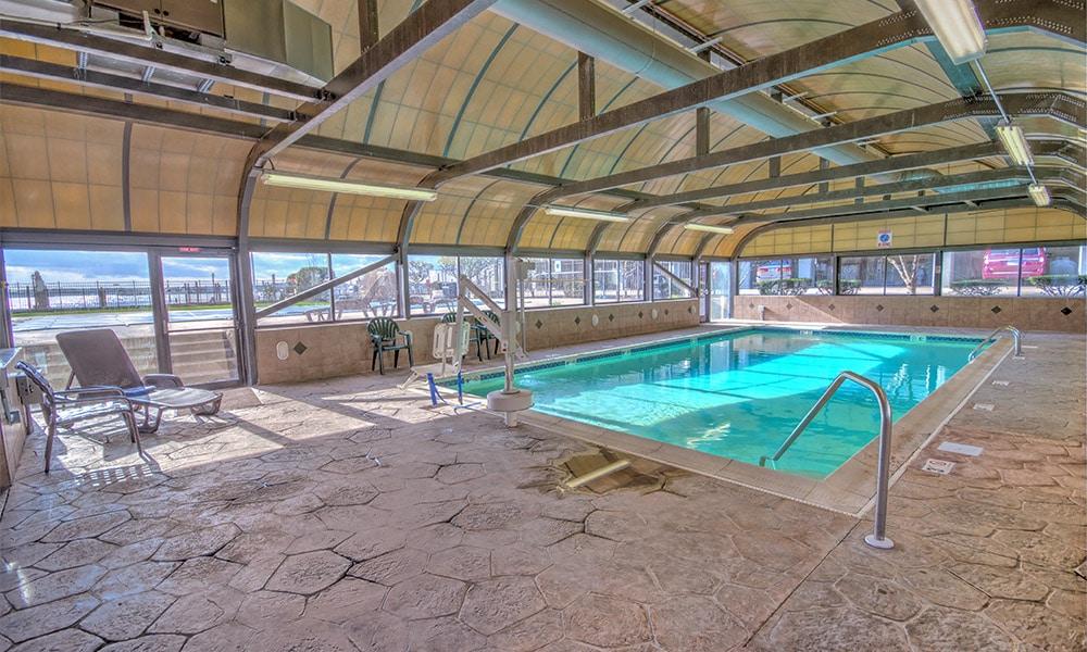 Club Wyndham Newport Onshore Indoor Pool