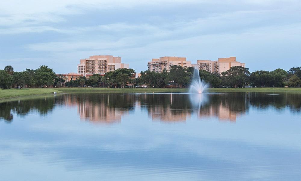 Club Wyndham Palm Aire Lake