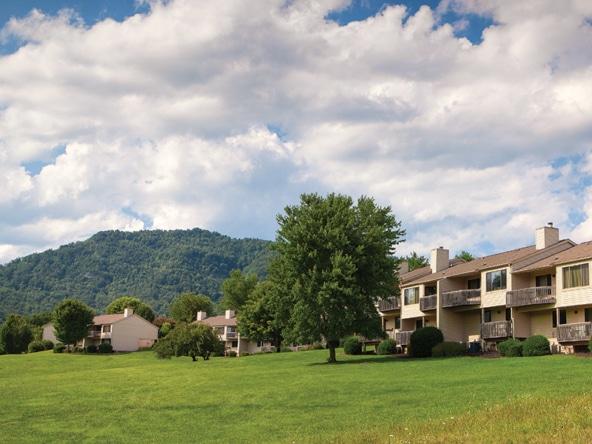 Club Wyndham Resort at Fairfield Mountains Exterior