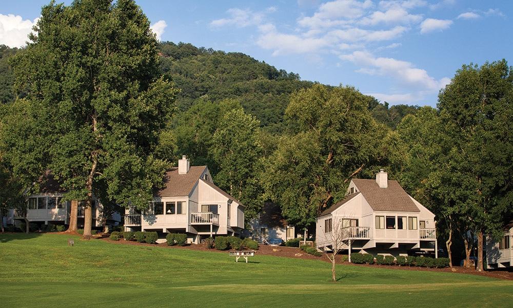 Club Wyndham Resort at Fairfield Mountains Exterior Buildings