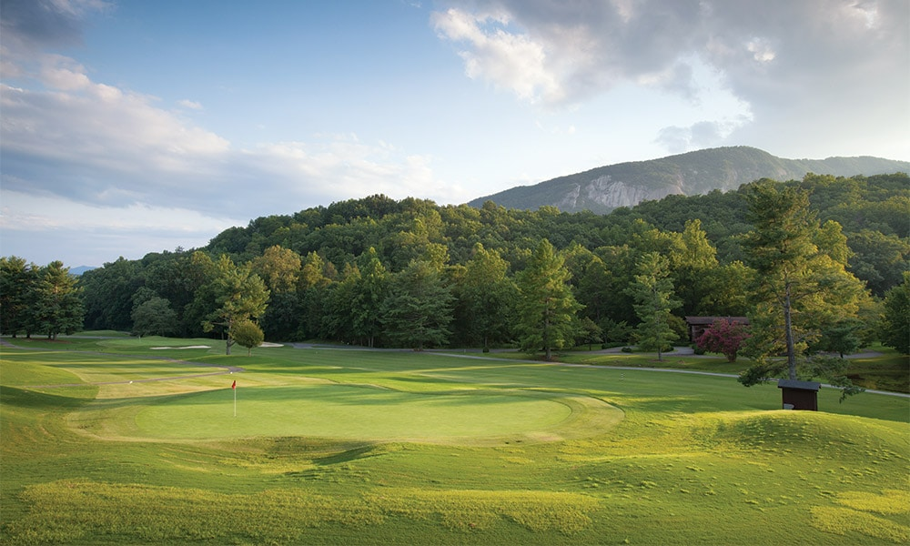 Club Wyndham Resort at Fairfield Mountains Golf Course