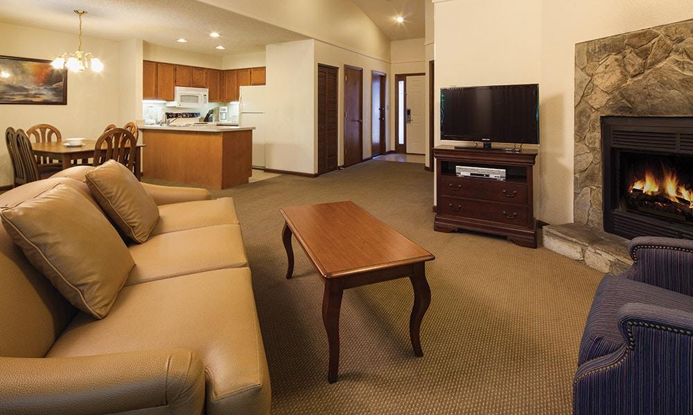 Club Wyndham Resort at Fairfield Mountains Living