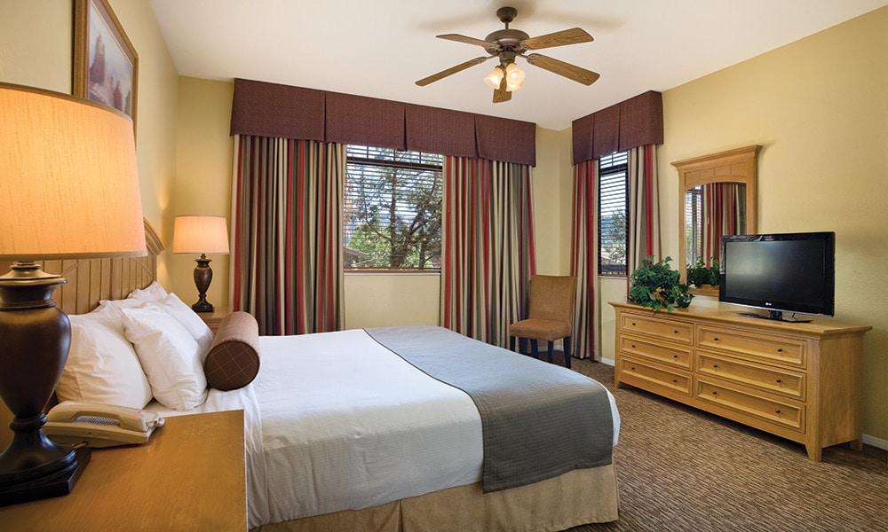 Club Wyndham Sedona Bedroom