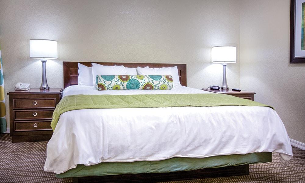 Club Wyndham Star Island Bedroom