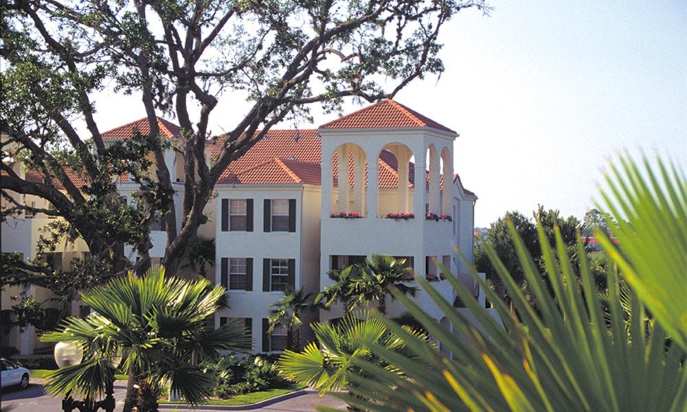 Club Wyndham Star Island Building