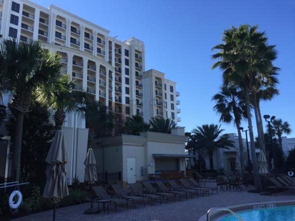 Las Palmeras by Hilton Grand Vacations Exterior
