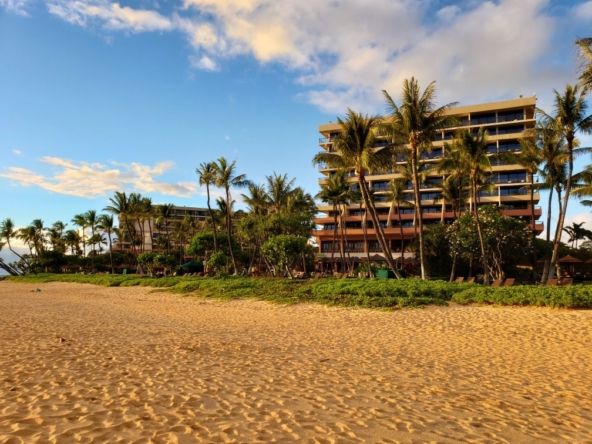 Marriotts Maui Ocean Club Exterior