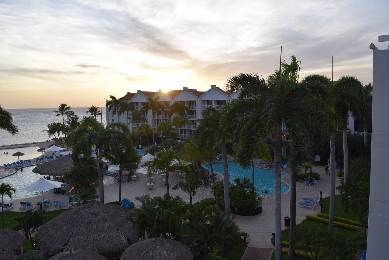 Renaissance Aruba Resort and Casino Balcony