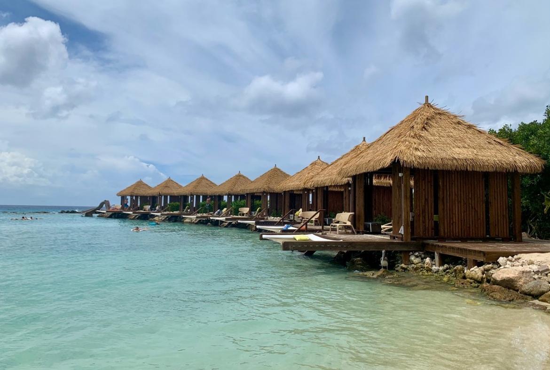 Renaissance Aruba Resort and Casino Huts