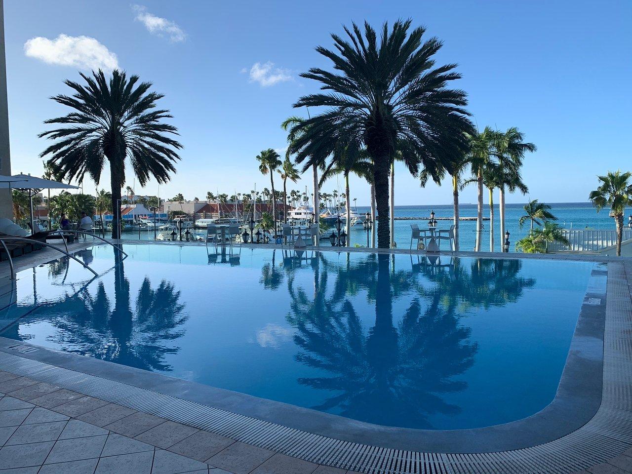 Renaissance Aruba Resort and Casino Pool Area