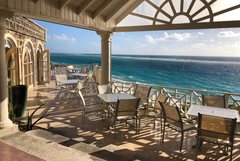 The Crane Resort Balcony