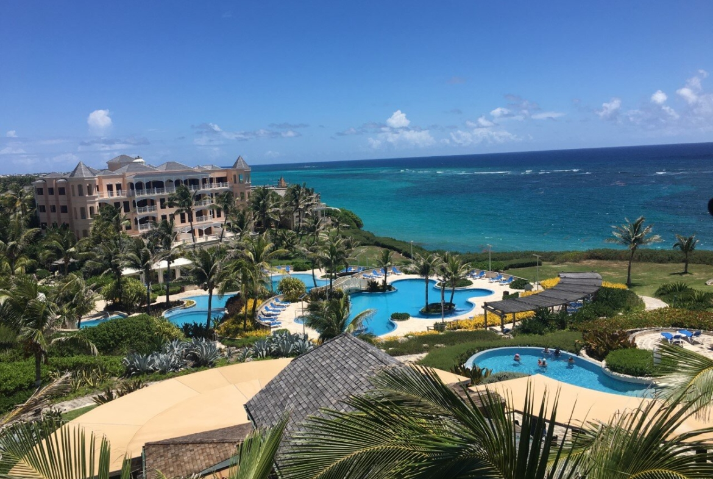 The Crane Resort Ext View