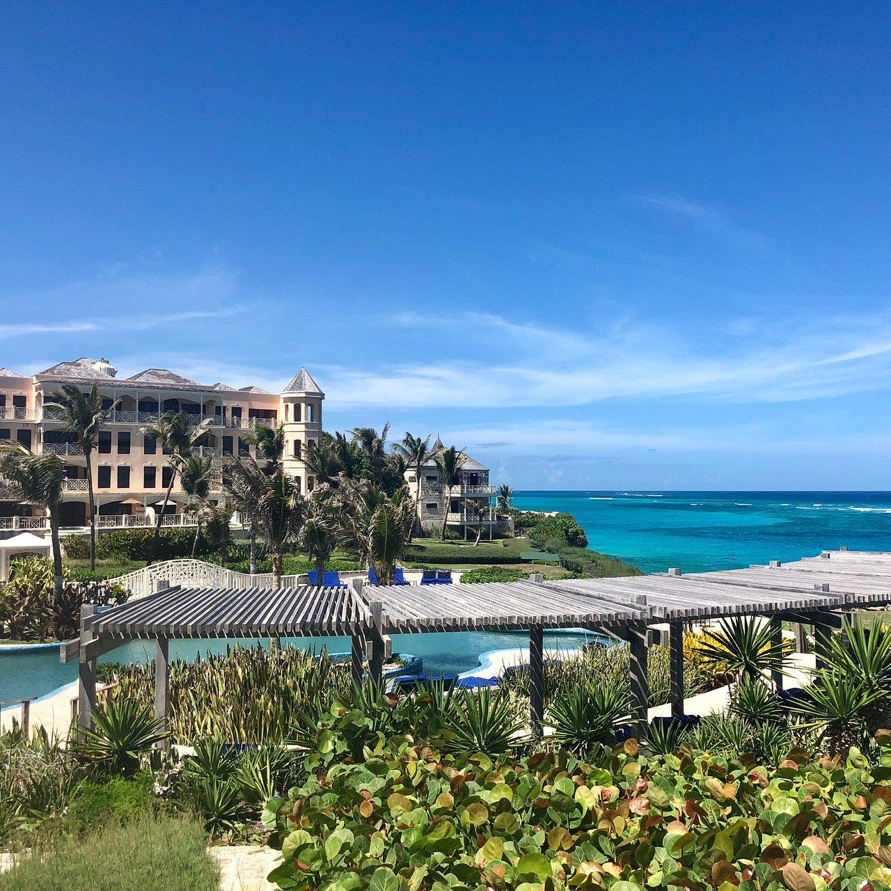 The Crane Resort Outside