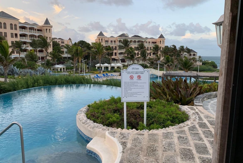 The Crane Resort Pool