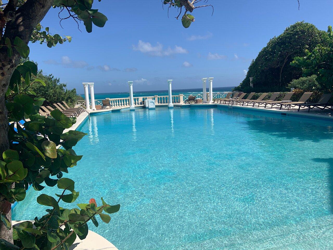 The Crane Resort Pool Area