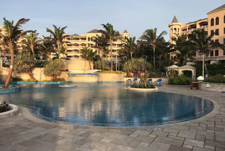 The Crane Resort Pool View