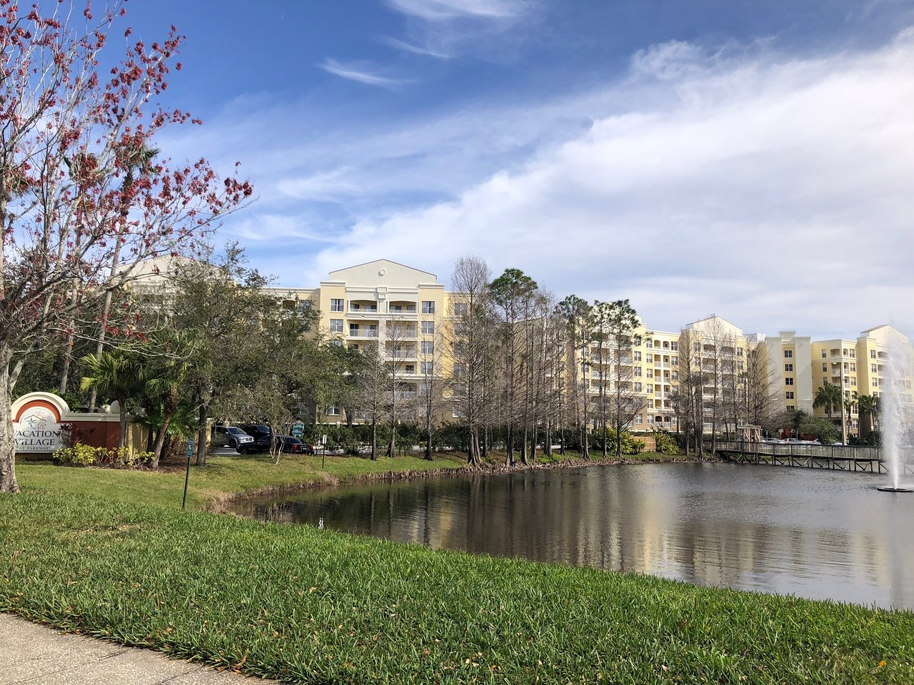 Vacation Village at Parkway Outside Building
