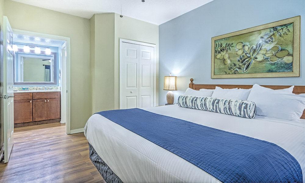 Wyndham Cypress Palms Bed
