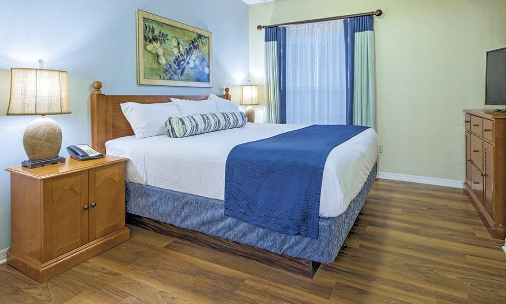 Wyndham Cypress Palms Bedroom