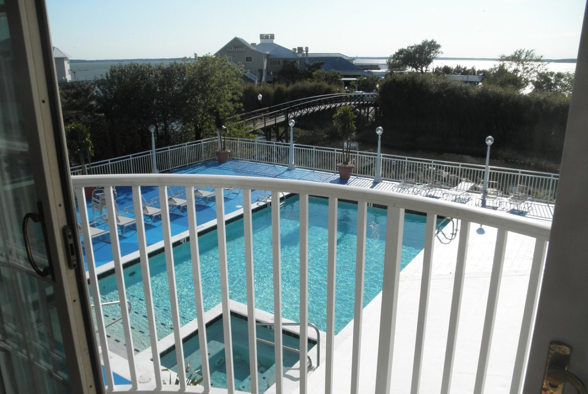Ocean City At Coconut Malorie balcony view 2