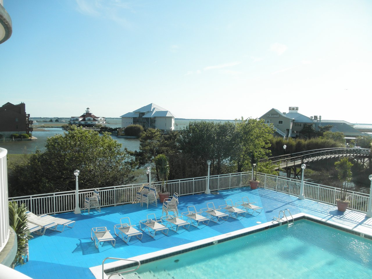 Ocean City At Coconut Malorie balcony view