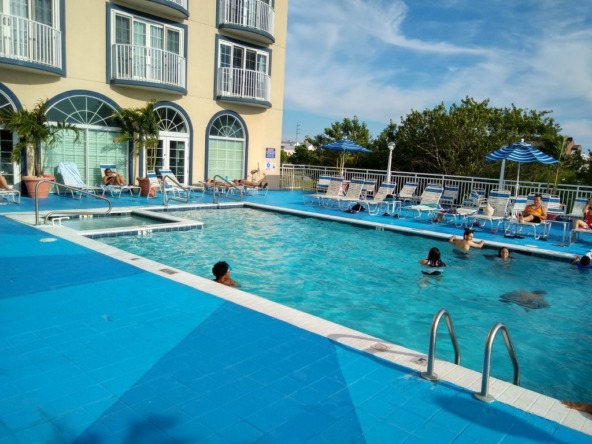 Ocean City At Coconut Malorie pool