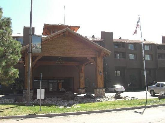 Lodge At Angel Fire Resort exterior