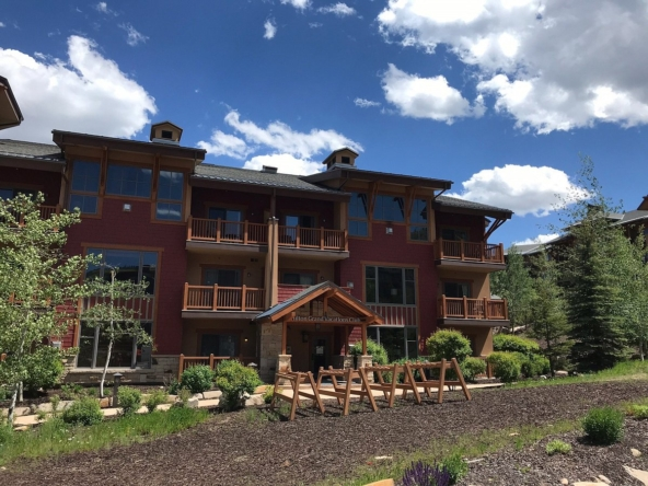 Sunrise Lodge by Hilton Grand Vacations exterior